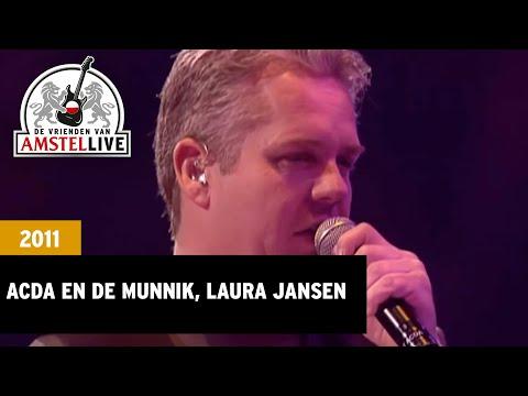 Margherita - Acda en De Munnik, Laura Jansen (De Vrienden van Amstel LIVE! 2011)