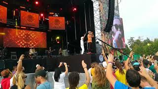 Ras Muhamad & Tóke LIVE (Uprising 2018)
