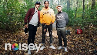"""6 Hours with Rapper Akinyemi Before He Drops His Career-Defining Music Video """"Seaworld"""""""