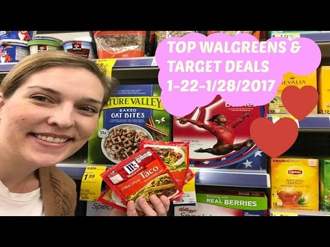 Almay Makeup Wipes $.24 & Fisher Price Toys 50% Off! Top Walgreens & Target Deals 1/22-1/28/2017