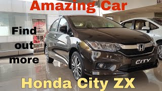Honda City ZX || Top Model Full Hindi Real Life Review || Most Detailed Review