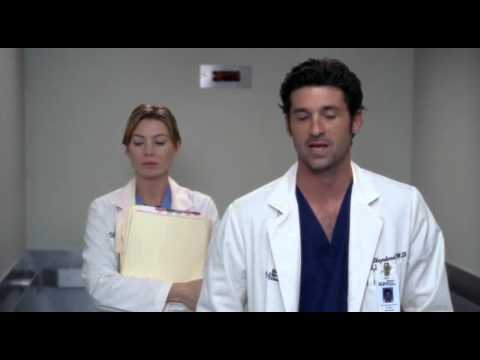 I'm Drawing A Line - Meredith Grey