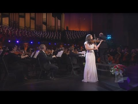 I Know That My Redeemer Lives - Jenny Oaks Baker and the Mormon Tabernacle Choir