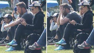 Ben Affleck And Jennifer Garner Unite For Kids' Soccer Game
