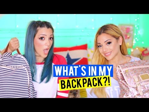 Thumbnail: Back to School Supplies Haul 2016! Niki and Gabi