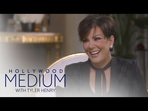 Tyler Henry Connects to Caitlyn Jenner's Late Father | Hollywood Medium with Tyler Henry | E!