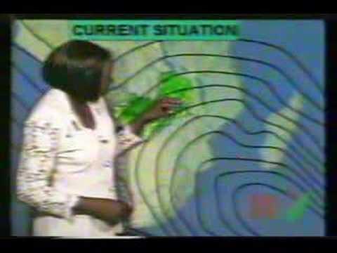 Zambian weather report