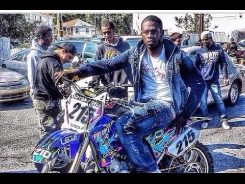 Dirtbike Rell Tribute Ride Philly Youtube