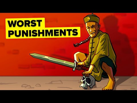 Slow Slicing - Worst Punishments in the History of Mankind