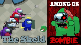 AMONG US Zombie Animation Season 1 - The Skeld