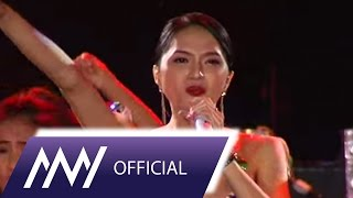 huong giang idol - send it on  thong diep  -  yan beatfest 2014