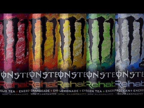 Wir Probieren #122 Monster Rehab US