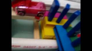 M & J's Rube Goldberg Project