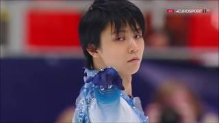 羽生結弦 2018グランプリシリーズ ロシア杯 ショートプログラム「otonal...