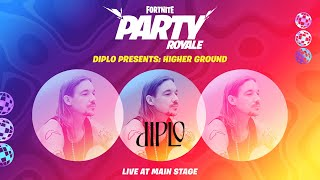 Diplo Presents: Higher Ground Live at the Party Royale Main Stage
