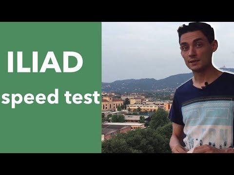 Iliad: SIM arrivata, lo speed test dal Piemonte