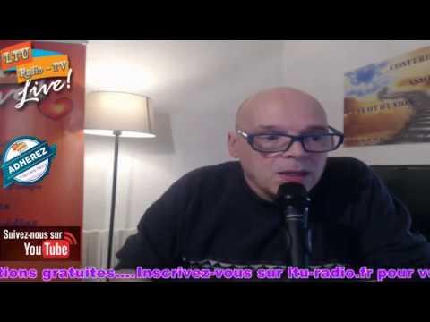 Médiumnité en public sur ltu-radio, contact avec vos défunts par Jeff 8-02-2017