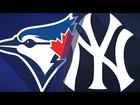 Andujar's hot bat paces the Yankees - 4/22/18
