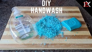 Easy Homemade Hand Wąsh | Use ANY SOAP | How To Make Hand Wash At Home | Easy Method