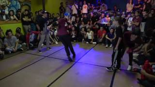 Shamrock Bboy/Bgirl Battle - 9/4/2016 - Quarterfinal 2