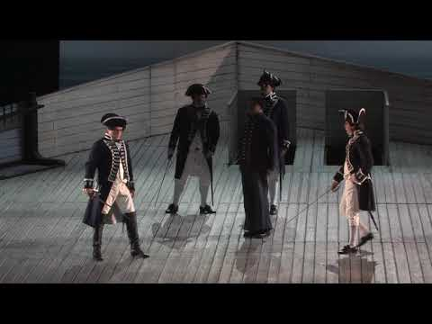 Billy Budd. Opera. 2 act