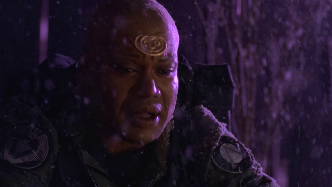 Download Stargate SG-1 S01E17 beginning and intro upscaled to 4K with AI