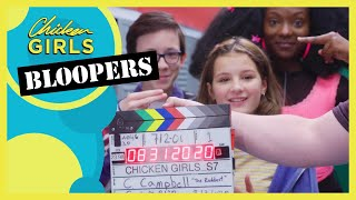 CHICKEN GIRLS | Season 7 | Bloopers