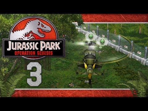 Jurassic Park Operation Genesis #003 - Erste Krankheiten   GERMAN   60 FPS   1080 HD