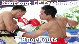 Knockout CP Freshmart - Highlights / Knockouts