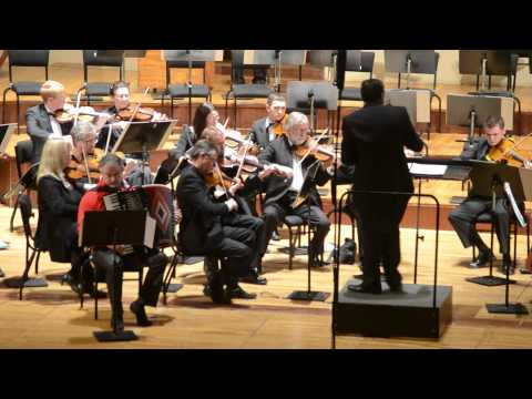 Moderato from Aconcagua Concerto by Astor Piazzolla mp3