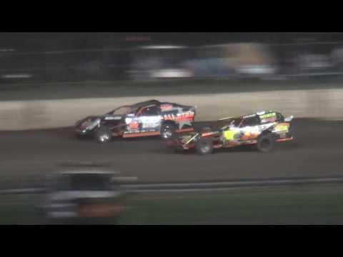 IMCA Sport Mod B-Main 2 Farley Speedway 9/1/16