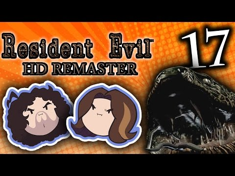 Resident Evil HD: Save - PART 17 - Game Grumps