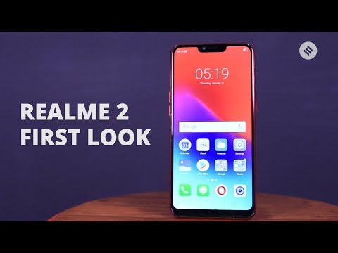 Realme 2 First Look | Realme 2 Price & Specs | Realme 2 Features