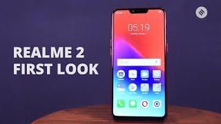 Realme 2 First Look | Realme 2 Price & Specs | Realme 2 Features
