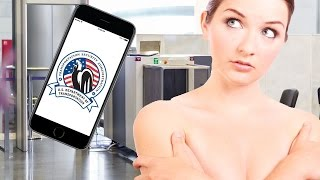 Digital Strip Searches Coming To Airport Near You
