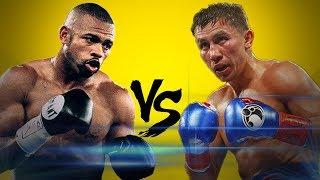 Рой Джонс vs. Геннадий Головкин - КТО КРУЧЕ?