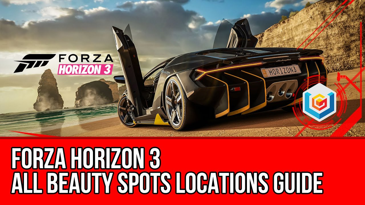 Forza Horizon 3 Mega Guide: Unlimited Credits, Skill Points
