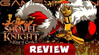 Shovel Knight: King of Cards - REVIEW (Video Game Video Review)