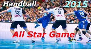 "Best of Handball ""All Star Game 2015""   Deutschland vs. AllStarTeam"