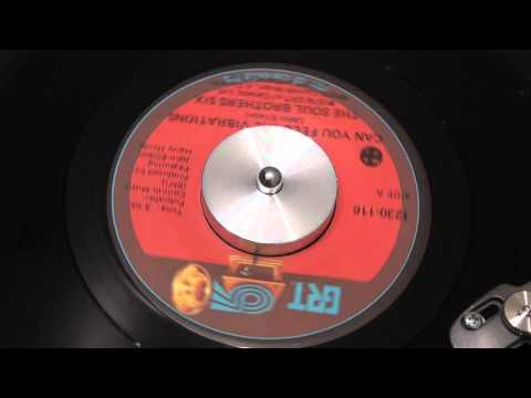 THE SOUL BROTHERS SIX - Can You Feel The Vibrations - 1976 - GRT
