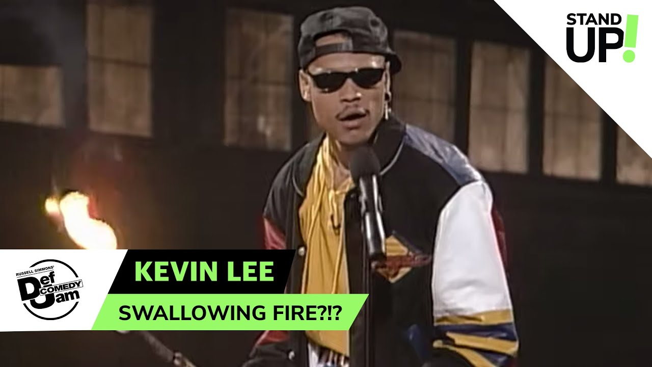 Kevin Lee is the OG Prop Comic | Def Comedy Jam | LOL Stand Up!