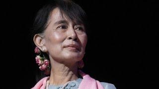 Suu Kyi denies ethnic cleansing of Myanmar Muslims