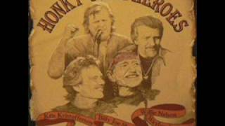 Watch Willie Nelson Honky Tonk Heroes video