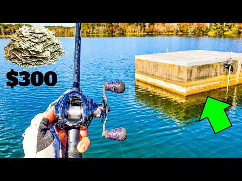 Winter Lake Fishing W/ NEW Deeper Chirp Technology!!!