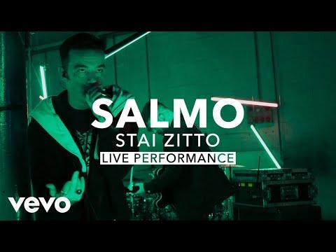 Смотреть клип Salmo - Stai Zitto