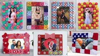WOW !!! 10 Unique DIY Photo Frame Making