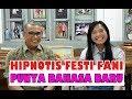 HIPNOTIS FESTI FANI NONTON TV... LUCU.. PAKai BAHASA ANEH
