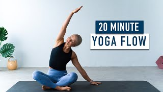 Full Body Stretch - Flexibility Workout without equipment | 20 Minute At Home Routine