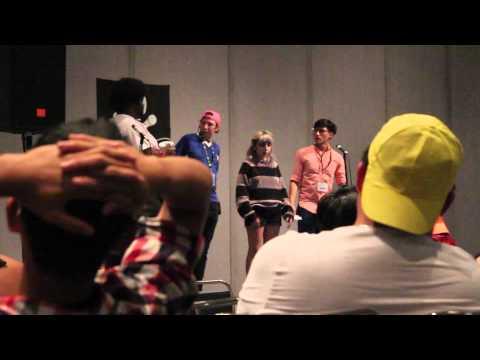 [AX 2014] Ultimate Karaoke Fighting Championships - Final Round: Frozen