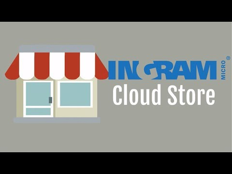 Win new customers and accelerate revenue with Ingram Micro Cloud Store